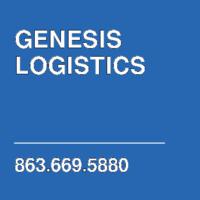 GENESIS LOGISTICS