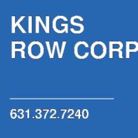 KINGS ROW CORP