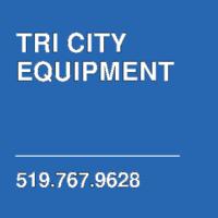 TRI CITY EQUIPMENT