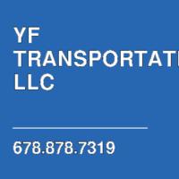 YF TRANSPORTATION LLC