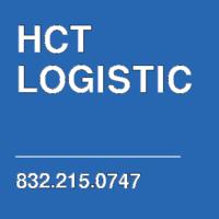 HCT LOGISTIC
