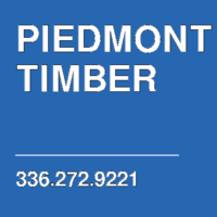PIEDMONT TIMBER