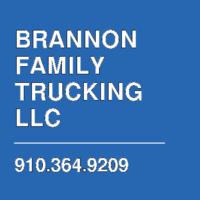 BRANNON  FAMILY TRUCKING LLC