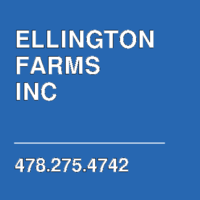 ELLINGTON FARMS INC