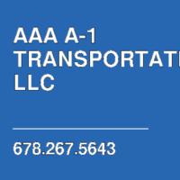 AAA A-1 TRANSPORTATION LLC