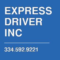 EXPRESS DRIVER INC