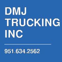 DMJ TRUCKING INC