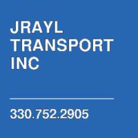 JRAYL TRANSPORT INC
