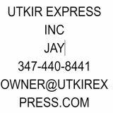 UTKIR EXPRESS INC