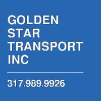 GOLDEN STAR TRANSPORT INC