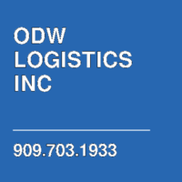 ODW LOGISTICS INC