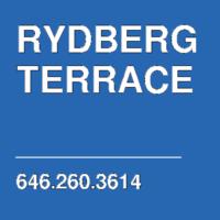 RYDBERG TERRACE