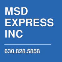 MSD EXPRESS INC