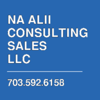 NA ALII CONSULTING SALES LLC