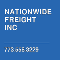 NATIONWIDE FREIGHT INC