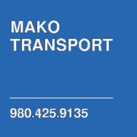 MAKO TRANSPORT