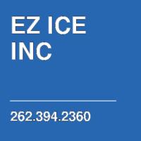 EZ ICE INC