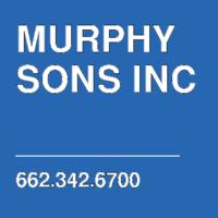 MURPHY  SONS INC
