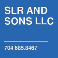 SLR AND SONS LLC