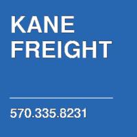 KANE FREIGHT