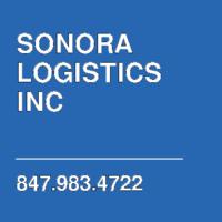 SONORA LOGISTICS INC