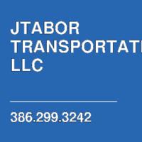 JTABOR TRANSPORTATION LLC