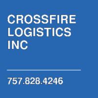 CROSSFIRE LOGISTICS INC