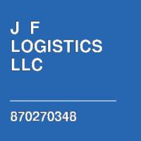 J  F LOGISTICS LLC