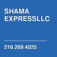 SHAMA EXPRESS LLC