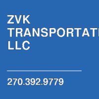 ZVK TRANSPORTATION LLC