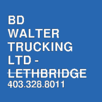 BD WALTER TRUCKING LTD - LETHBRIDGE