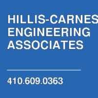 HILLIS-CARNES ENGINEERING ASSOCIATES