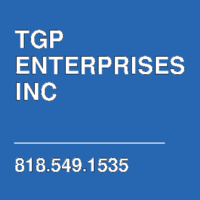 TGP ENTERPRISES INC